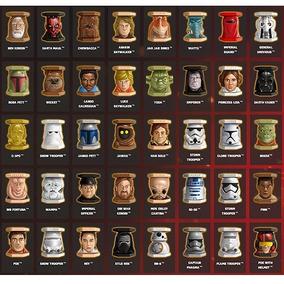 Abatons Star Wars Valor Unitário