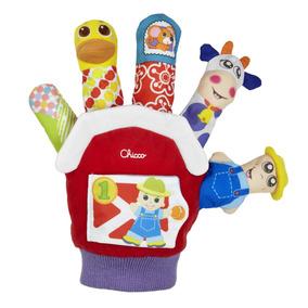 Brinquedo Educativo Dedoche Fazendinha Chicco