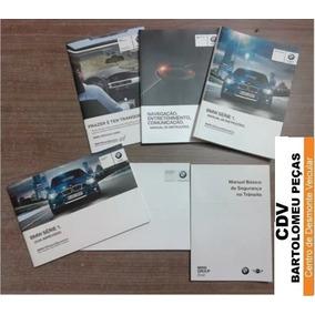 Manual Original Bmw 118i 2014/2014