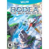 Juego Rodea The Sky Soldier Wii U Nintendo