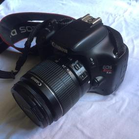 Camara Digital Canon T2i Lente Con Detalle Leer Descripcion