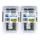 A-tech Para Apple 4gb Kit 2x 2gb Pc2-5300 667mhz Mac Mini Im