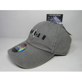 Gorra Jordan Curva H86 Smoke Grey Con Holograma Autentica 199fdf5caec