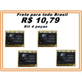 Ci Tny178pn - Tny 178pn - Dip Novo 100% Original Kit 4 Peças