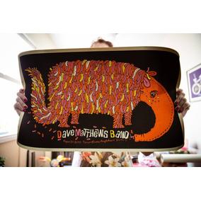 Dave Matthews Band Poster De Show Importado Dmb 2010