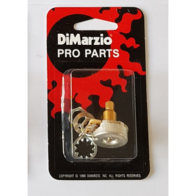 Potenciometro Dimarzio 250 500 K Guitarra Bajo Ep1200 Ep1201