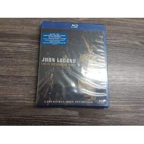 John Legend - Live At The House Of Blues - Blu Ray Lacrado