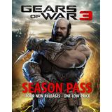 Season Pass Gears Of War 3 Dlc Skins, Personajes, Mapas.