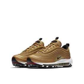 a1f09a706ca76 Naike Blancas - Zapatillas Nike Urbanas Dorado oscuro en Mercado ...