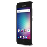 Blu A110u Advance 4.0 L3, Smartphone Dual Sim, Plata