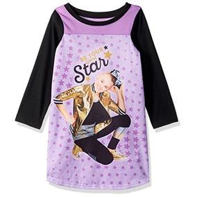 El Camison Little Jojo De Nickelodeon Girls, Star Power Purp