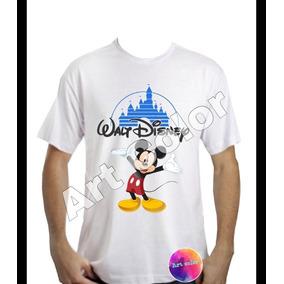 Camiseta Mikey Viajem Disney Em Família Personalizada 29af5b8d1e5