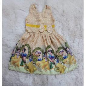 Kit Vestidos Temáticos Podendo Escolher Tema E Tamanho
