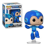 Funko Pop! Mega Man 376 Megaman Muñeco Original