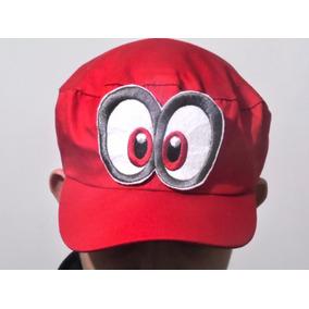 a23fab10e2dda Boina Do Super Mario Bros - Brinquedos e Hobbies no Mercado Livre Brasil