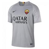 Camisa Blusa Futebol Europeu As Roma Away Adulto 2018 c5ee77a3b7fa1