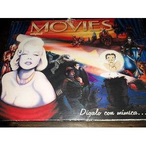 Vendo Juego De Mesa Movies Digalo Con Mimica