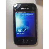 Celular Samsung Galaxy Y Tv S5367