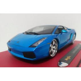 Lamborghini Gallardo Allstars 1:18 Maisto Carros Miniaturas