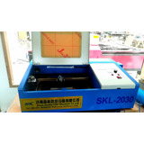 Maquina Corte Grabadora Laser 2030 Co2 50w Mdf Acrilico