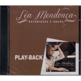 Playback Léa Mendonça - Autoridade E Unção