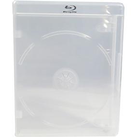 Estojo Blu-ray Box Transp.(c/ Logo Blu-ray) 10 Unidades