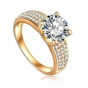 8bb7bdd584684 Anel Gold Filled - Anéis com o melhor preço no Mercado Livre Brasil