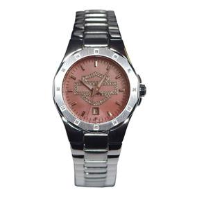 Relógio Bulova Original Com Diamantes + Frete Grátis!!
