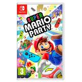 Super Mario Party Videojuego Nintendo Switch Nuevo Sellado