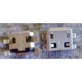 Kit 5 Jack Conector Carga Dl Tx-254 Tx254 Multilaser M73g M7