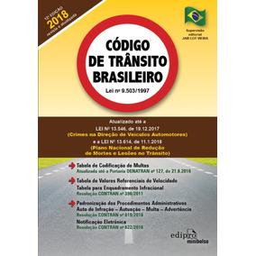 Código De Trânsito Brasileiro - Lei Nº 9.503/1997 - 12ª