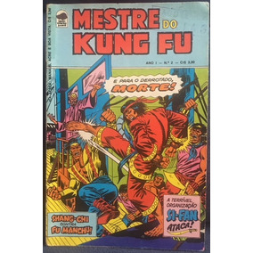 Mestre Do Kung Fu Nº 2 - Bloch !!