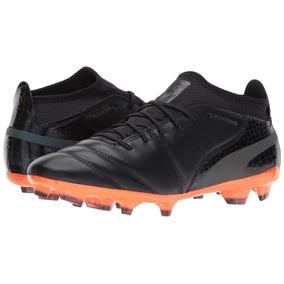 Zapatos Futbol Puma One Lux 2 Fg Negros Hombre No. 10406401 6c59b06cd3167