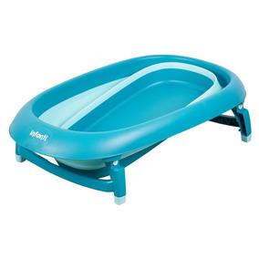 Infanti - Bañera Tina Plegable Flexi Azul