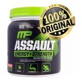 Assault Mp Musclepharm- Importado- Original!