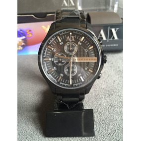 f0556f67488 Relógio Original Armani Exchange Mens Ax1248 Grey Plastic Q ...
