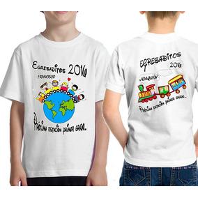 Remeras Egresaditos Con Diseño - Remeras y Musculosas para Niños en ... 712107cfe0e5b