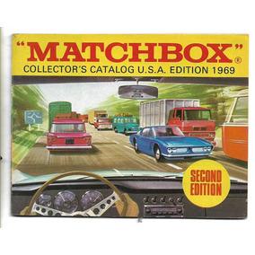 Matchbox / Catalogo / Año 1969 / En Ingles / Second Edition