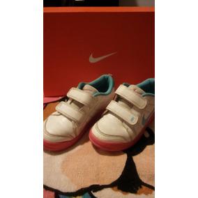 wholesale dealer f91bb e6354 Zapatilla Nike Abrojo Importado Niña T29.5