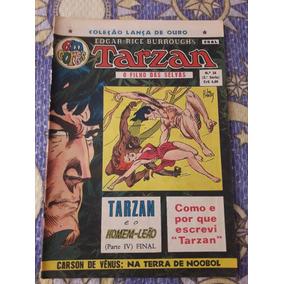 Tarzan Cores Nr 24 - 2a Serie - Novembro 1974
