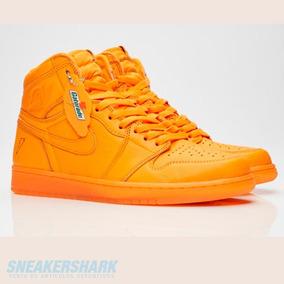 Gatorade Jordan Retro 1 Orange Envio Inmediato Gratis