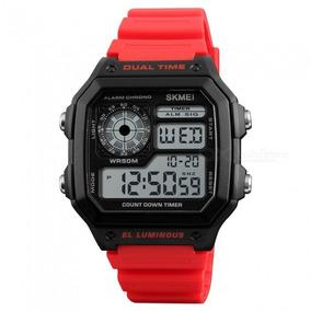 69d6920b8dc Kit Com Varias Cores Relogio Infantil Digital Menino - Relógios De ...