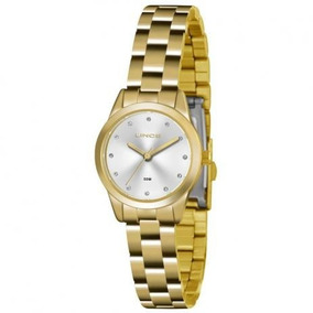 Relógio Lince Lrg4435l + Garantia De 1 Ano + Nf