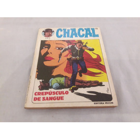 Gibi Chacal Nº 15 - Editora Vecchi - Setembro 1981