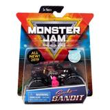 Spin Master Monster Jam - Scarlet Bandit - Nuevo Modelo 2019