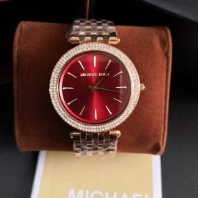 Relogio Michael Kors Strass - Joias e Relógios no Mercado Livre Brasil 7616a6a1db
