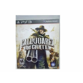 Call Of Juarez The Cartel Jogo Ps3 Playstation 3 Semi Novo
