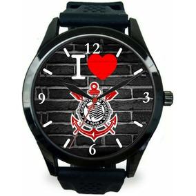 70e0827ac23 Relógio Pulso Corinthians Paulista Barato Masculino Oferta