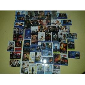 Cartão Telefonico Lote 25 Com 50 Cartões Telefonicos Filmes