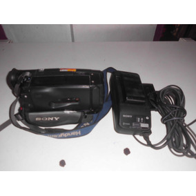 Camara De Video 8 Handycam Sony